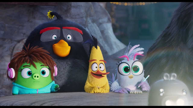 Download The Angry Birds Movie 2 (2019) Full Movie 480p WEB-DL | MoviesBaba 5