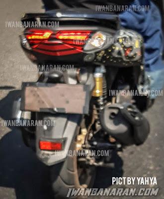 Spyshot Terbaru New Yamaha NMax