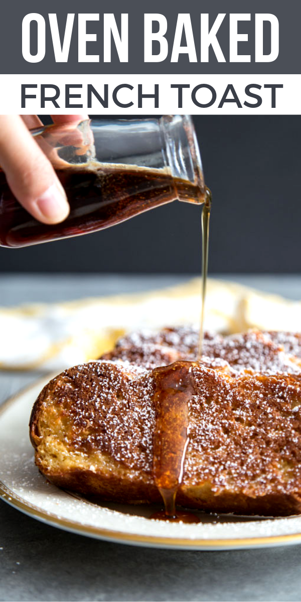 Oven French Toast on Pinterest