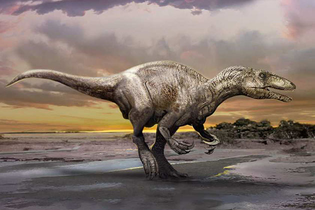 New 'Giant Thief' Dinosaur Found in Argentina