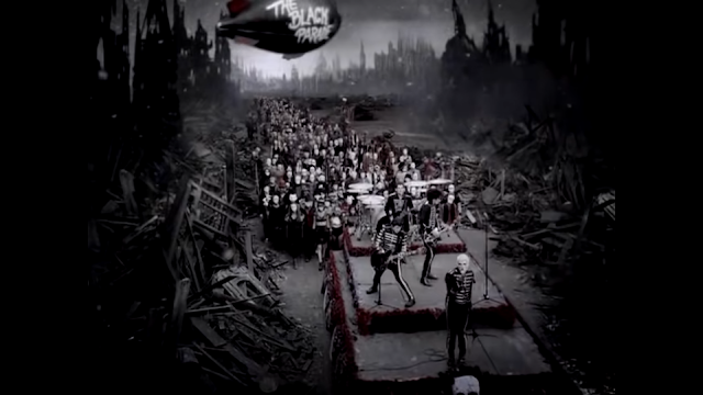 Welcome To The Black Parade, My Chemical Romance