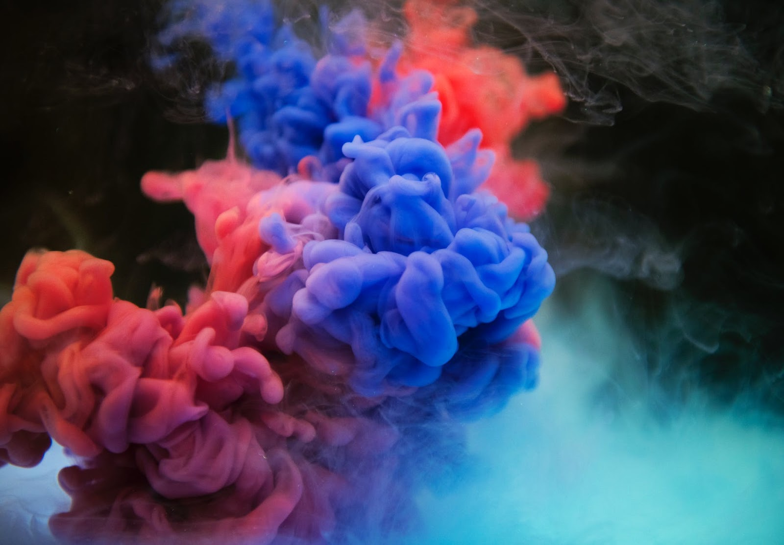 Royalty Free Images Background Colorful Smoke