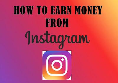 earn money from Instagram
