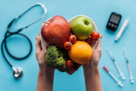 10 alimentos para tratar y prevenir la diabetes
