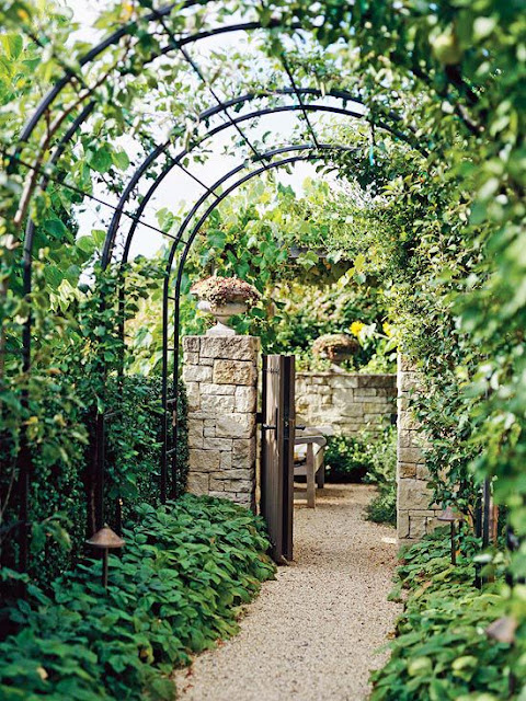 Create an Stylish arbour ideas