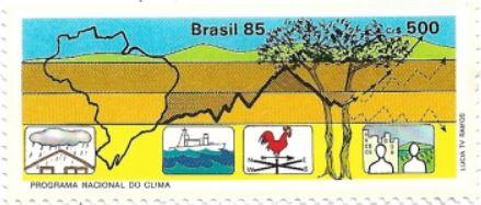 Selo Programa Nacional do Clima