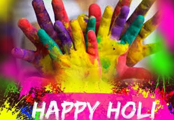 Happy Holi Vector Images