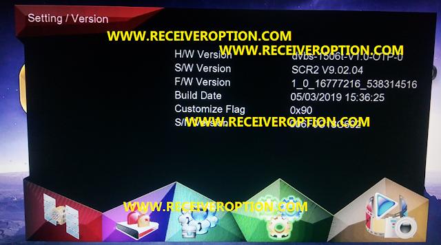 EUROSAT P8 SMART HD RECEIVER POWERVU KEY LATEST UPDATE