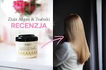 Maska do włosów Ziaja Olej Arganowy i Tsubaki - genialna maska za mniej niż 10 zł! ♥