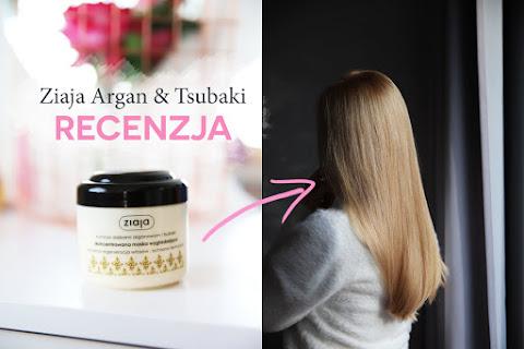 Maska do włosów Ziaja Olej Arganowy i Tsubaki - genialna maska za mniej niż 10 zł! ♥ - czytaj dalej »