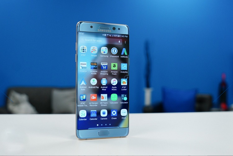 Why The Galaxy Note 7 Explosive? Next week Samsung will ...