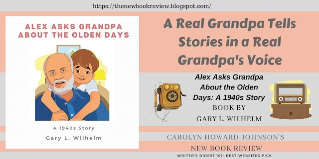 A Real Grandpa Tells Stories in a Real Grandpa's Voice