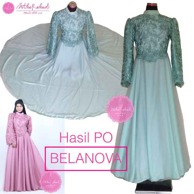 Sa Ma Ra Boutique Butik Baju Pesta Keluarga Muslim
