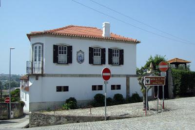 casa estilo palaciana branca