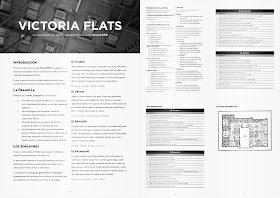 Victoria Flats | Escenario para Dread
