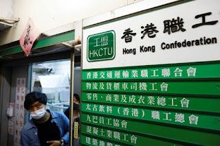 Công đoàn Hồng Kông giải tán khi tác động của luật an ninh ngày càng sâu sắc