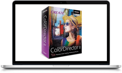 CyberLink ColorDirector Ultra 8.0.2320.0 Full Version