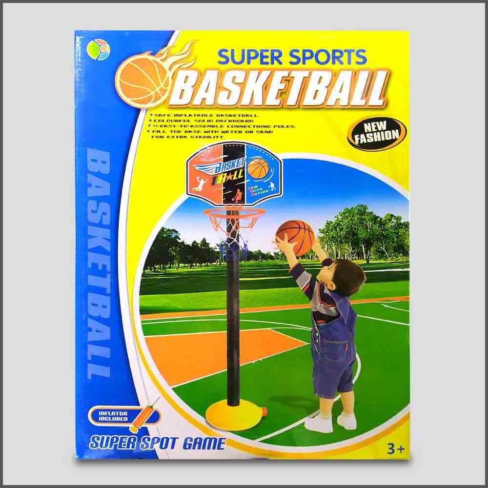 兒童籃球架