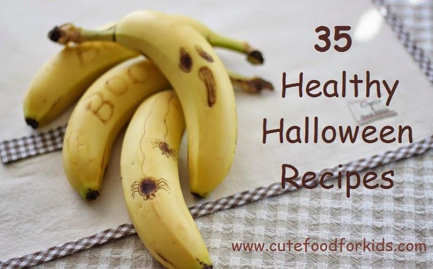 Halloween Food Ideas For Preschoolers