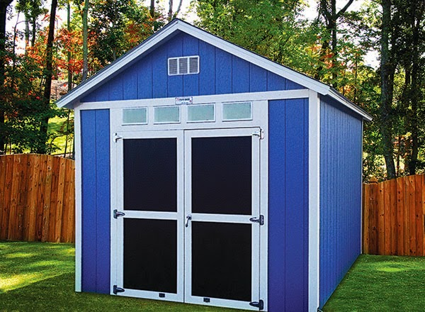 Tuff Shed Monthly Features