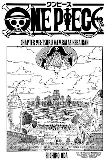 Update! Baca Manga One Piece Chapter 913 Full Sub Indo