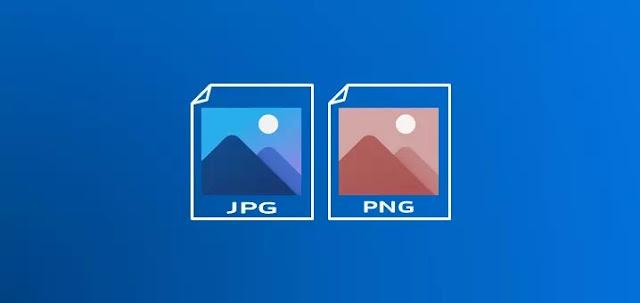 Perbedaan JPG dan PNG