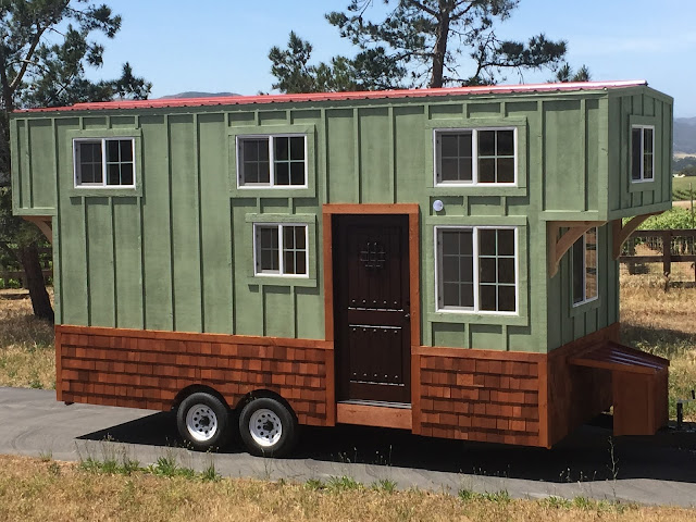 Solvang Tiny House 282 Sq Ft TINY HOUSE TOWN