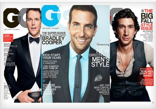 Wagjag GQ Magazine Subscription $23 ($60 Value)