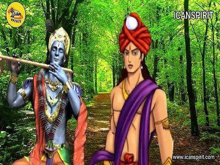 Krishna_udhdhav