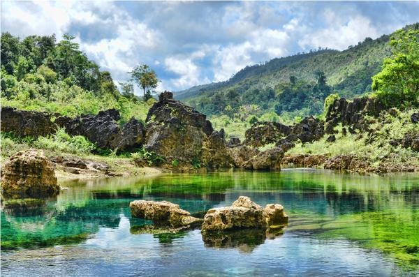 Daftar Tempat Wisata Populer Di Kabupaten Banggai Kepulauan Sulawesi Tengah