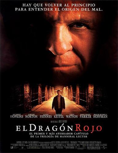 El dragón rojo (2002) [BRrip 1080p] [Latino] [Thriller]