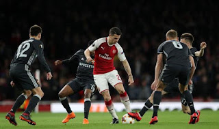 CSKA Moscow vs Arsenal Live Streaming online Today 12.04.2018