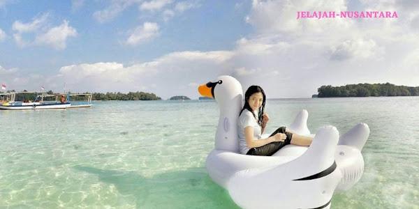 fasilitas open trip pulau pramuka
