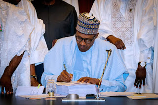 FULL SPEECH: Buhari Narrates How National assembly added 6,403 projects of their own to 2018 budget