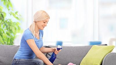Bagaimana Cara Membersihkan Sofa Kain? Kami Akan Mengajari Anda!