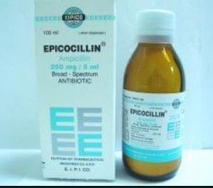 سعر دواء  Epicocillin 250mg /5ml 60 ml