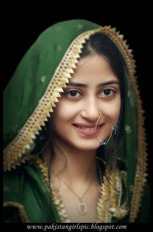 India Girls Hot Photos Pakistani Drama Actress Sajal Ali-3863