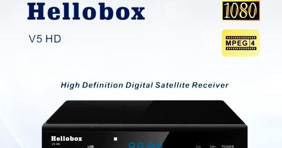 Hellobox V5 HD Settopbox Latest Autoroll Software - JK Tech Info