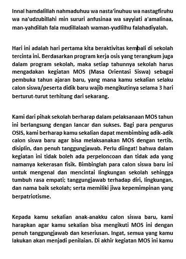 Contoh Ceramah Singkat Sma Download Gambar Online