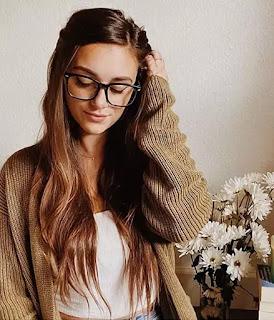 glasses clear lens women men eyewear