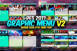 Pes 2017 - Rt Graphic Santapan 2021 V2 By Rean Tech