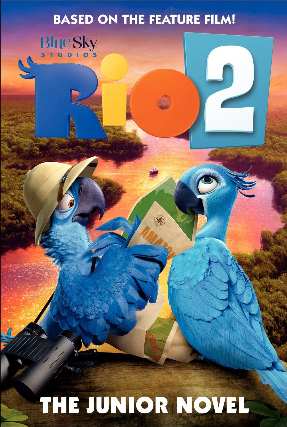 Rio 2 (2014) – Hindi Dubbed Movie