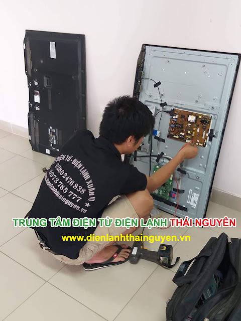 Hình ảnh Sửa tivi SamSung tại Thái Nguyên