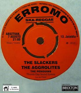 Erromo Ska-Reggae 2010