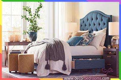 طريقة ترتيب غرف نوم بطريقة عصرية