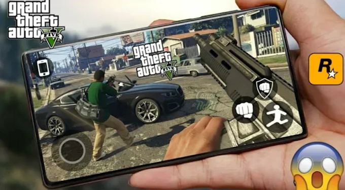 Finally GTA 5 is Here   GTA 5 on Android   Download now