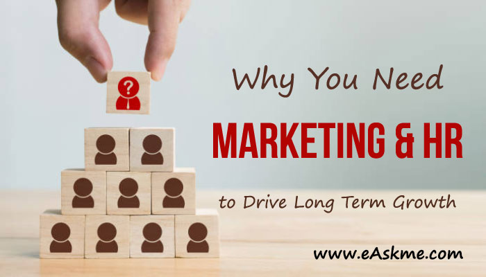 Why You Need Marketing And HR In Sync If You Want To Drive Long Term Growth: eAskme