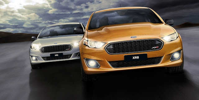 2019 Ford Falcon Reviews