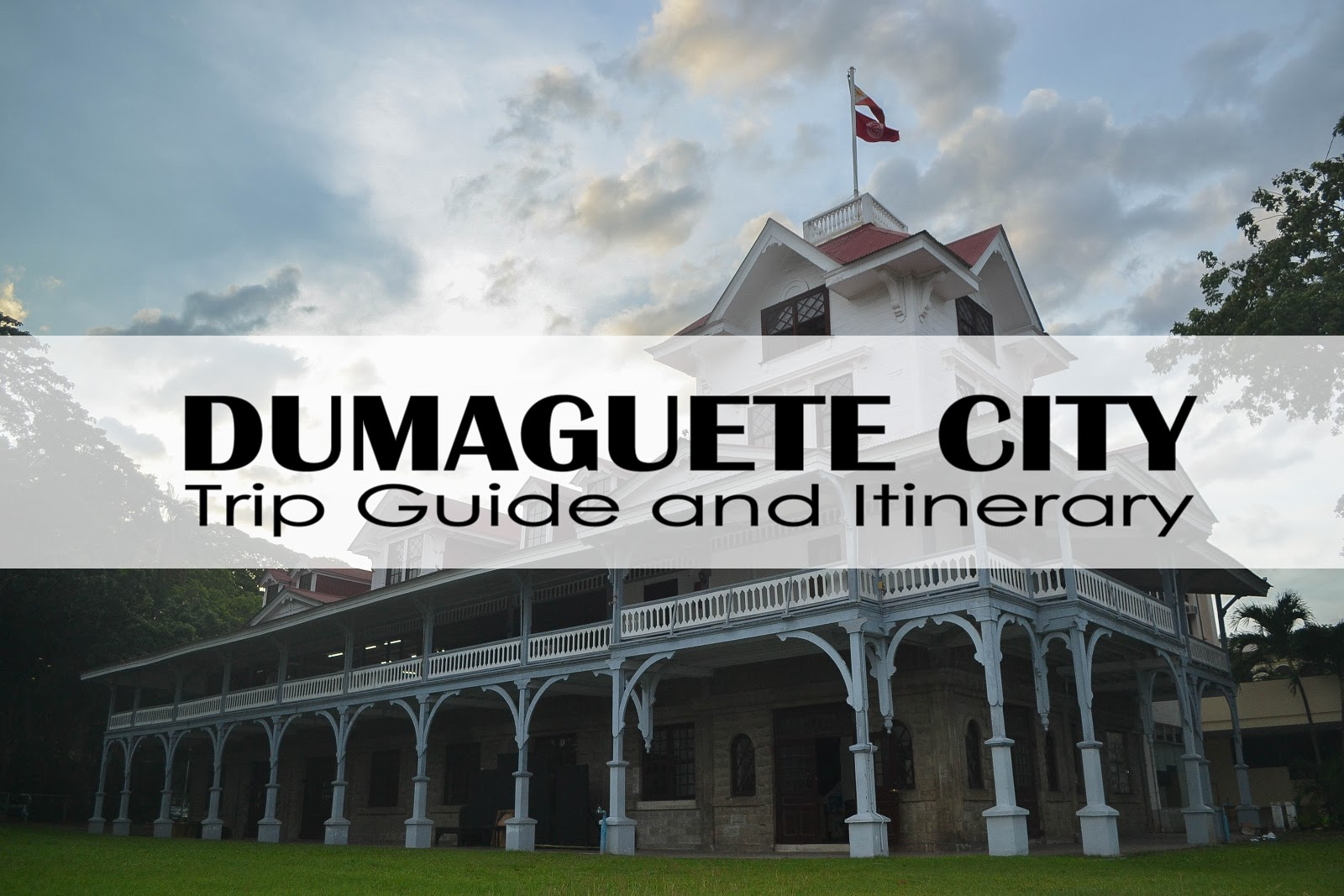 Silliman Hall, Dumaguete