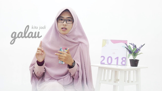 Jodoh : Antara Penantian dan Perjuangan - Gambar Dakwah Kartun Hijab Alila Anisa Mujadilah
